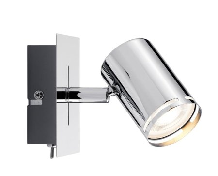 Strahler Spotlight Rondo GU10 Chrom