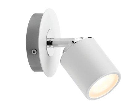 Strahler Spotlight Tube GU10 IP44 weiß