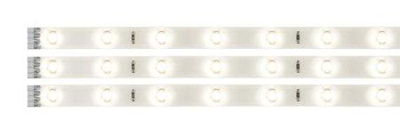 Stripe Set LED YourLED 3x97cm IP44 Warmweiß; 3x3,12W 3000K 12V DC