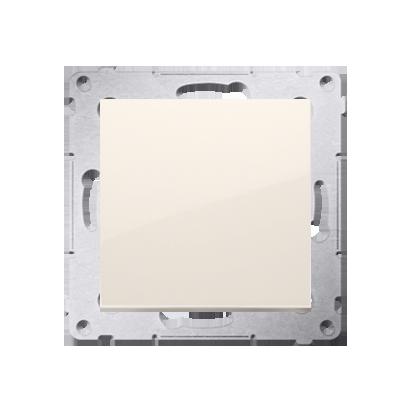 Taster 1fach mit LED weiß Kontakt Simon 54 Premium DP1AL.01/11