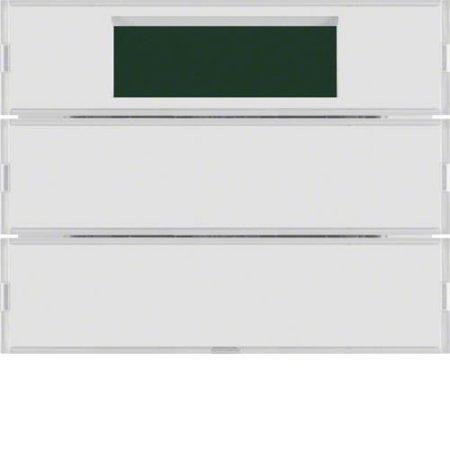 Tastsensor 2fach mit RTR Display K.1 Hager 75662770