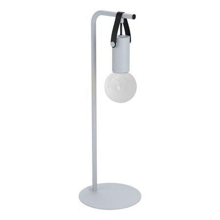 Tischlampe APRICALE grau E27 60W 98284 EGLO