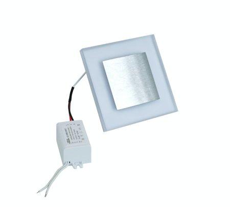 Treppenbeleuchtung LED EDO BELLA Viri WW, IP20, 230V, 3000K warmweiß, 1,3W Treppenlicht EDO777166