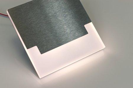 Treppenbeleuchtung LED EDO NELLA Viri WW, IP20, 230V, 3000K warmweiß, 1,3W Treppenlicht EDO777172