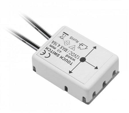 Unterbauschalter max. 50W GTV AE-WPDRW-00