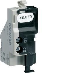 Unterspannungsauslöser für Baugröße 24V DC (h800-h1000-h1600) Hager HXE011H