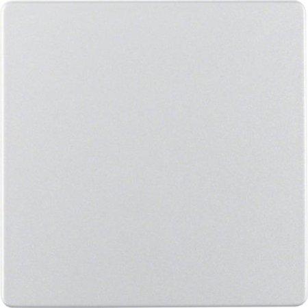 Zentralplatte für Sensoreinsatz Zentralplattensystem alu matt Hager 75940483